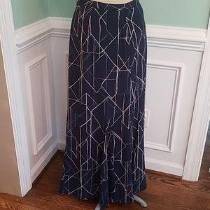 NWOT Banana Republic Maxi Skirt